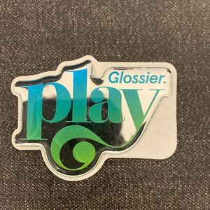 [NWT] Glossier Play Sticker